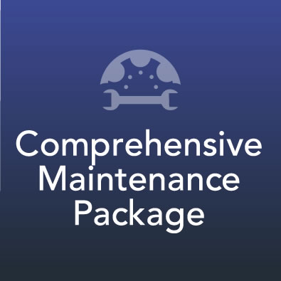 Comprehensive Maintenance Package